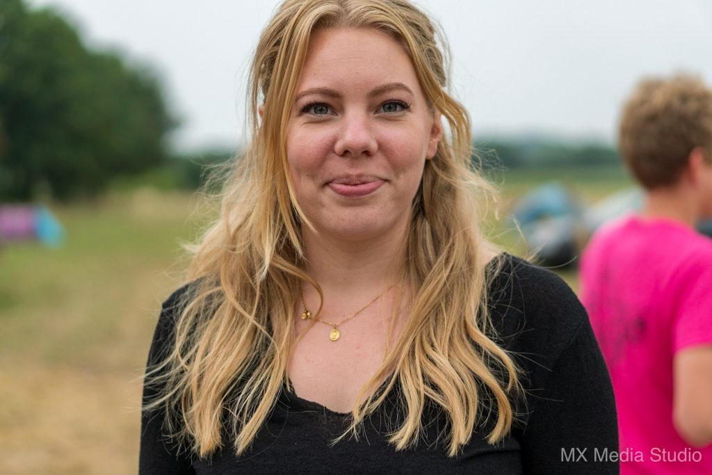 Willeke - deelnemer Jongerentheater KRANG