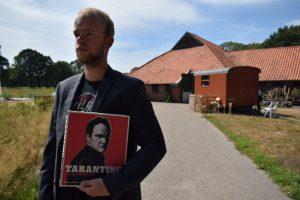 Hans van der Werf - Tarantinos en assistent regisseur