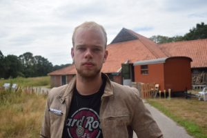Hans van der Werf - Bill ll en assistent regisseur