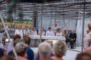 Voorstelling TITANIC - Jongerentheater KRANG - Foto door Rob Baas
